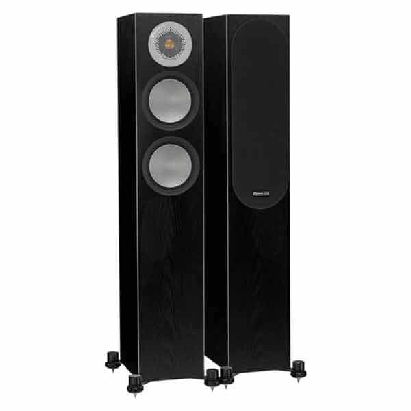 Monitor Audio Silver 200 Svart ek